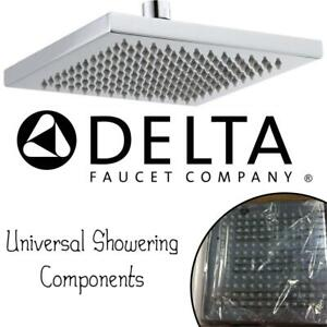 New  DELTA FAUCET RP53496 Universal Showering Components Condition: New, , Touch-Clean Raincan Showerhead, Chrome
