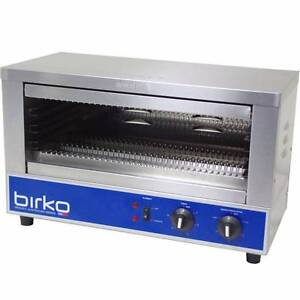 Birko Commercial New Wide Mouth Version 10 Amp Toaster Grill Mentone Kingston Area Preview