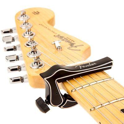 Fender Dragon Capo Fits Most Electric / Acoustic Guitars P/No:0990409000