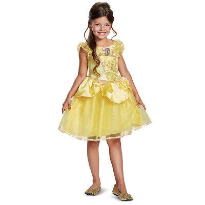 Baby Beast Costume (Disney Baby PRINCESS Belle Beauty Beast Infant Costume 12-18 months Dress Up)