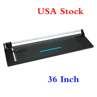 Us Stock 36 Inch Precision Rotary Paper Trimmer Photo Paper Cutter
