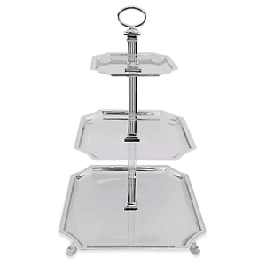 Whitehill Silver 3 Tier Cake Stand BRAND NEW Sunbury Hume Area Preview