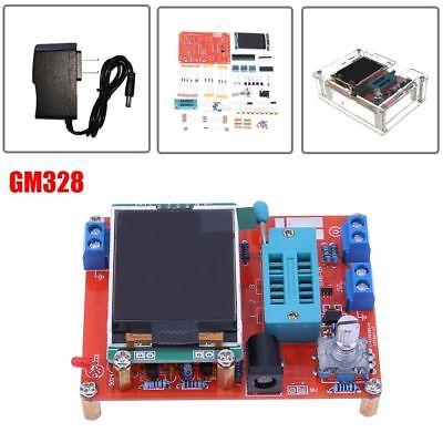 Diode Lcr Esr Meter Pwm Signal Generator Gm328 Transistor Tester Voltmeter