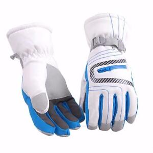 High Quality Winter Warm Ski Gloves Children And Adult Outdoor Snowboarding Sports Waterproof Windproof Skiing Gloves