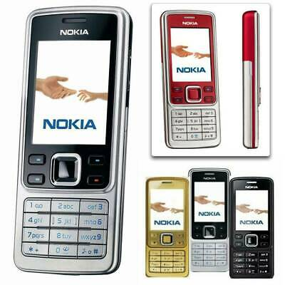Brand NEW NOKIA 6300 Cheap Mobile Phone Unlocked 2Yr Warranty - Black/Silv/Gold
