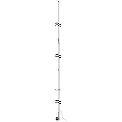 """Shakespeare Skinny Mini 5250-AIS 36/"""" 3ft Low-Profile Stainless Whip Boat Antenna"""