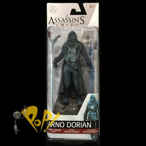 TOY-00689 McFarlane Assassins Creed Series 4 ARNO DORIAN Figure NEW
