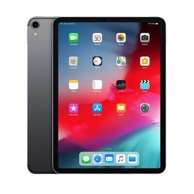 Apple 11-inch iPad Pro 2018 Wi-Fi 256GB - [Gris Espacial] PRECINTADO, GARANTÍA