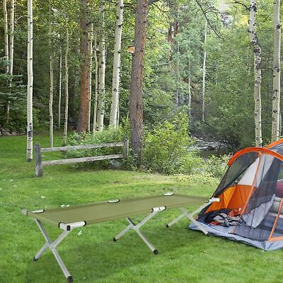 new portable folding camping cot with carrying
