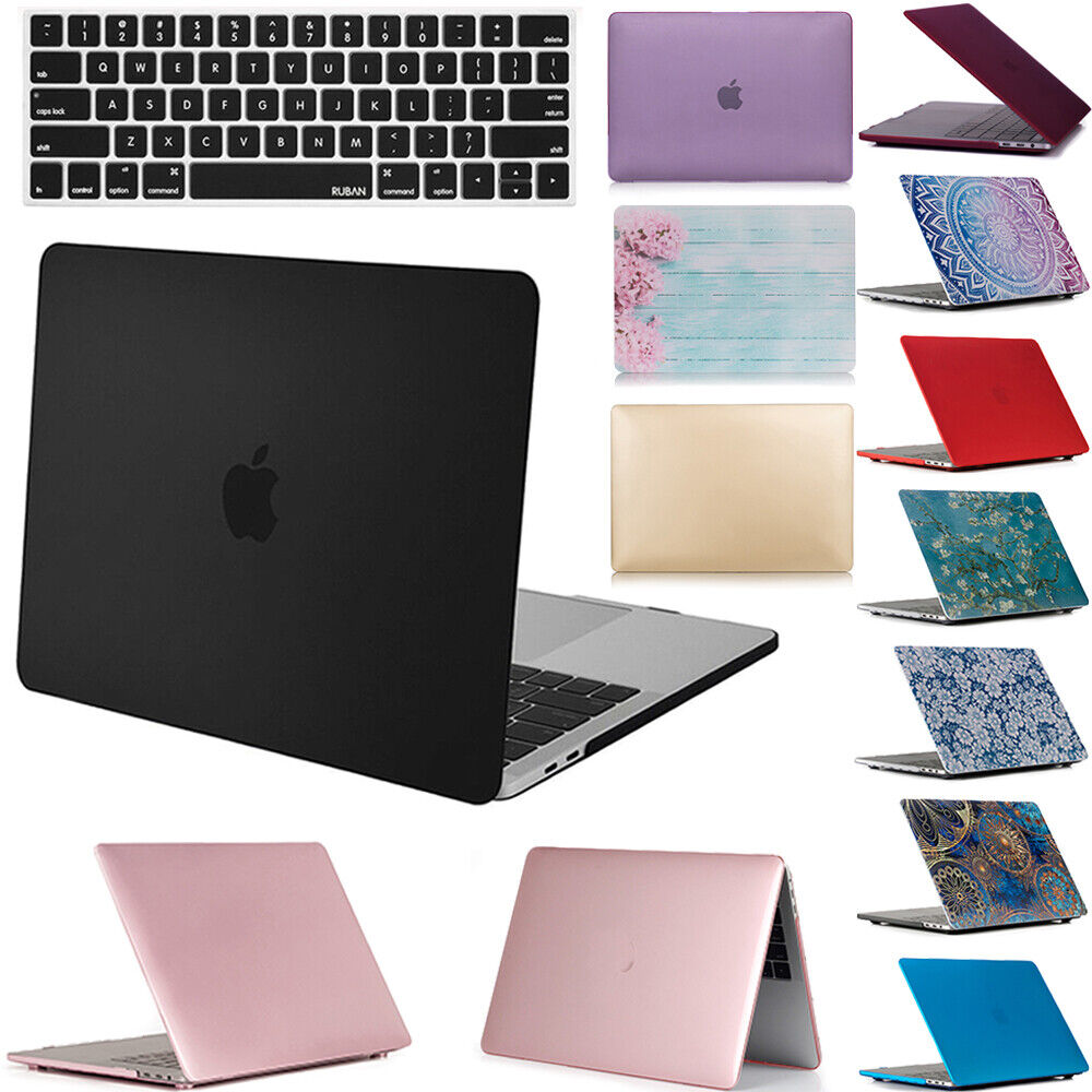 MacBook Pro 13 inch Case & Keyboard Cover 2019 2018 2017 Tou