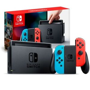 Selling Nintendo Switch + 3 Games