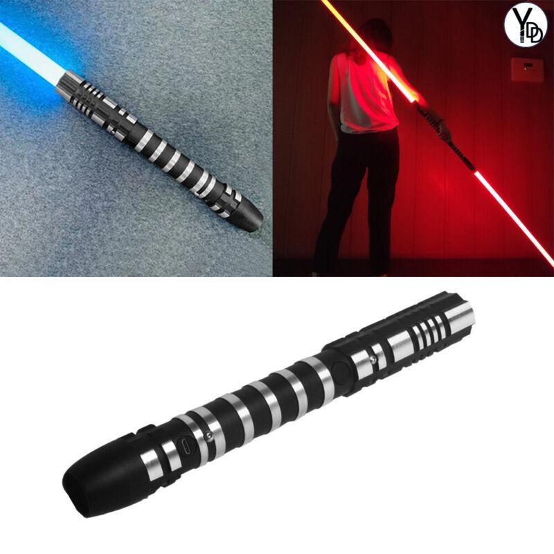 YDD Lightsaber Sword Dueling Force Metal Hilt Mult Colors Change Toy USB Flash