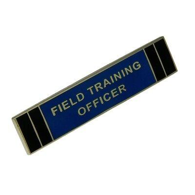 FTO Police Citation Bar Field Training Officer Merit Award Commendation Pin