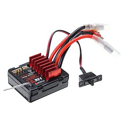 Car Parts - REMO E9901 3in1 Waterproof Brushed ESC RC Car Parts for REMO 1/16 Scale RC Truck
