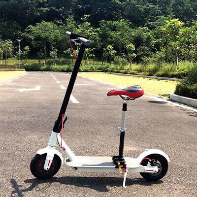 E-Scooter Sitz Sattel Elektroroller Einstellbarer Elektro-Scooter Sitz