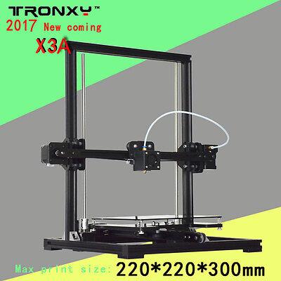 3D принтеры Auto Leveling X3A DIY