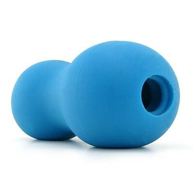 Mood Exciter Stroker Blue - Male Masturbator Sleeve Travel Sex Toy