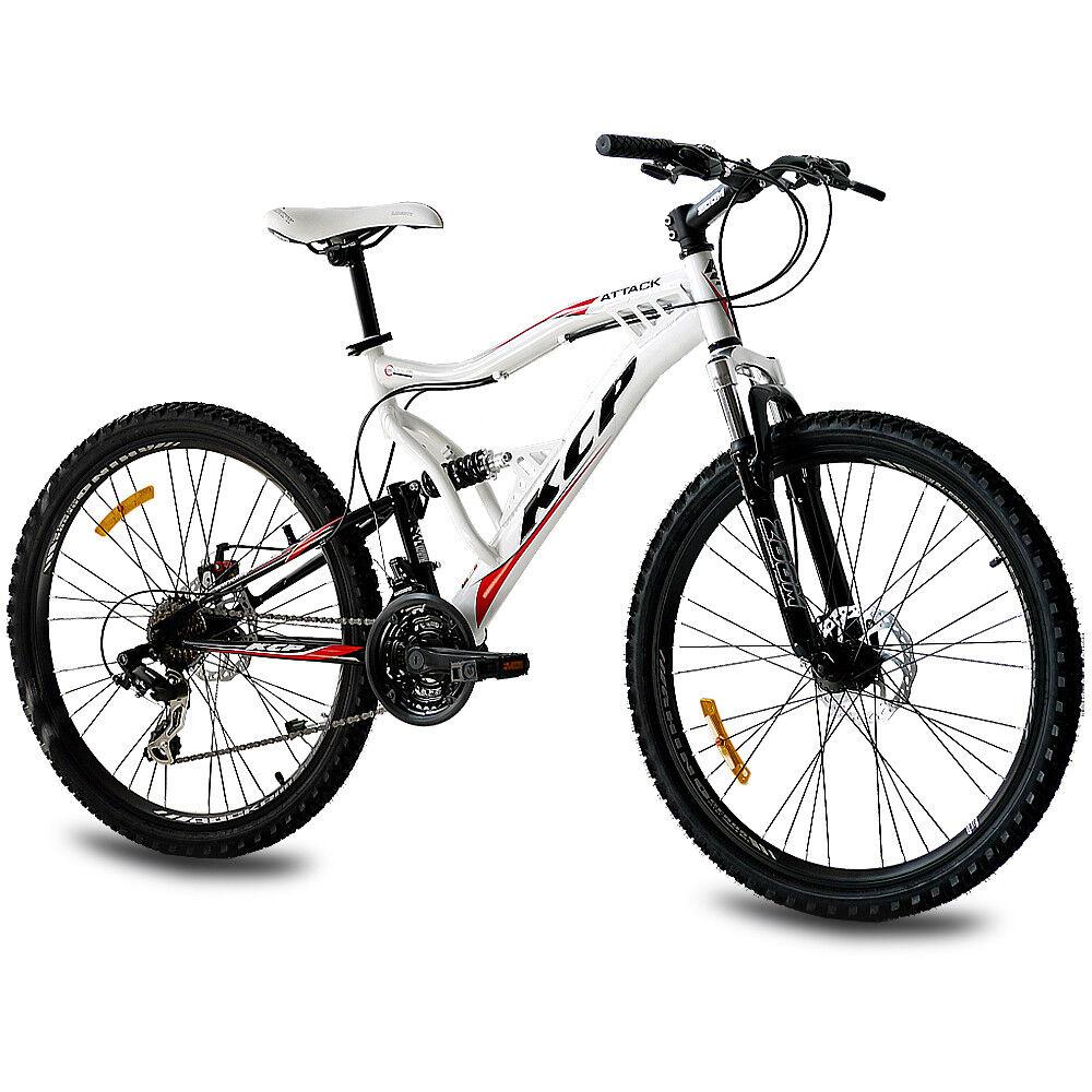 26 zoll mtb mountainbike fahrrad rad kcp attack 21 berlin. Black Bedroom Furniture Sets. Home Design Ideas