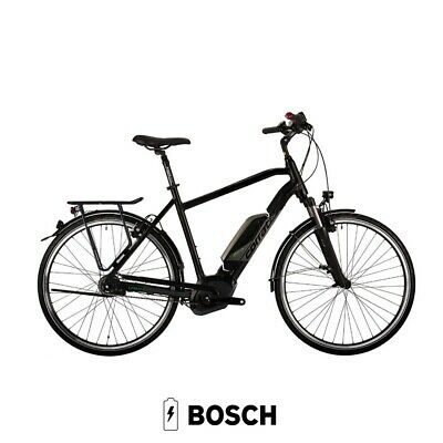 Corratec 55cm hybrid Electric Bike. Bosch 400Wh battery and mid Drive unit. New.