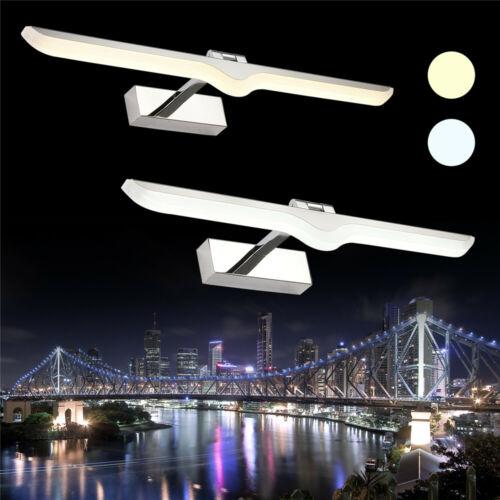9W - 16W LED Bad Spiegel-Leuchte Beleuchtung Aufbau-Lampe IP44 Schminklicht 220V