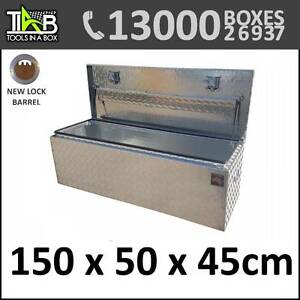 Aluminium Top Toolbox Truck Ute Trailer Camper Caravan 1554 Brisbane City Brisbane North West Preview