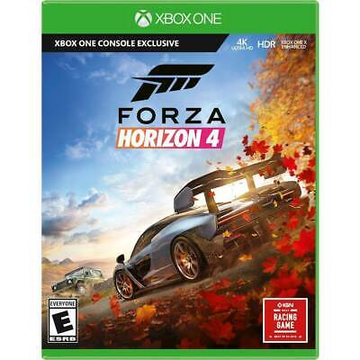 Forza Horizon 4 Standard Edition - Xbox One! NEW! SEALED! FAST FREE SHIPPING!!!