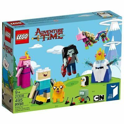 New & Sealed LEGO Ideas Adventure Time (21308) [RETIRED SET]