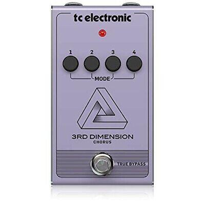 tc electronic chorus 3RD DIMENSION chorus