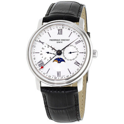 Frederique Constant Classics Business Timer Quartz Men's Watch FC-270SW4P6