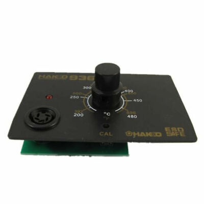 New Hakko 936 Soldering Iron Station Controller Diy For 907 A1321 Heating Core
