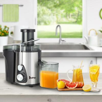 ZOKOP upgrade 3 Speed 600W Electric Juicer Juice Machines Extractor Centrifugal