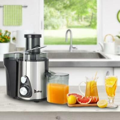 ZOKOP upgrade 3 Speeds 1L Electric Juicer Juice Machines Ext