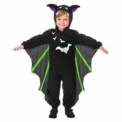 Kleine Fledermaus Kinder Kostüm Overall Flügel Halloween Jungen - Kostüm Flügeln Kinder