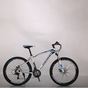bicicleta double disc brake Mountain Bike 21 Speed aluminum alloy 27.5