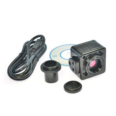 5.0mp Usb2.0 Cmos Camera Electronic Digital Eyepiece Microscope Free Driver Mea
