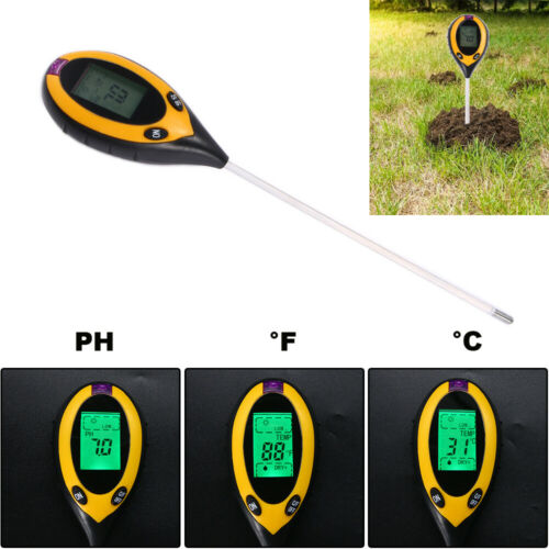 large lcd 4 in 1 ph tester