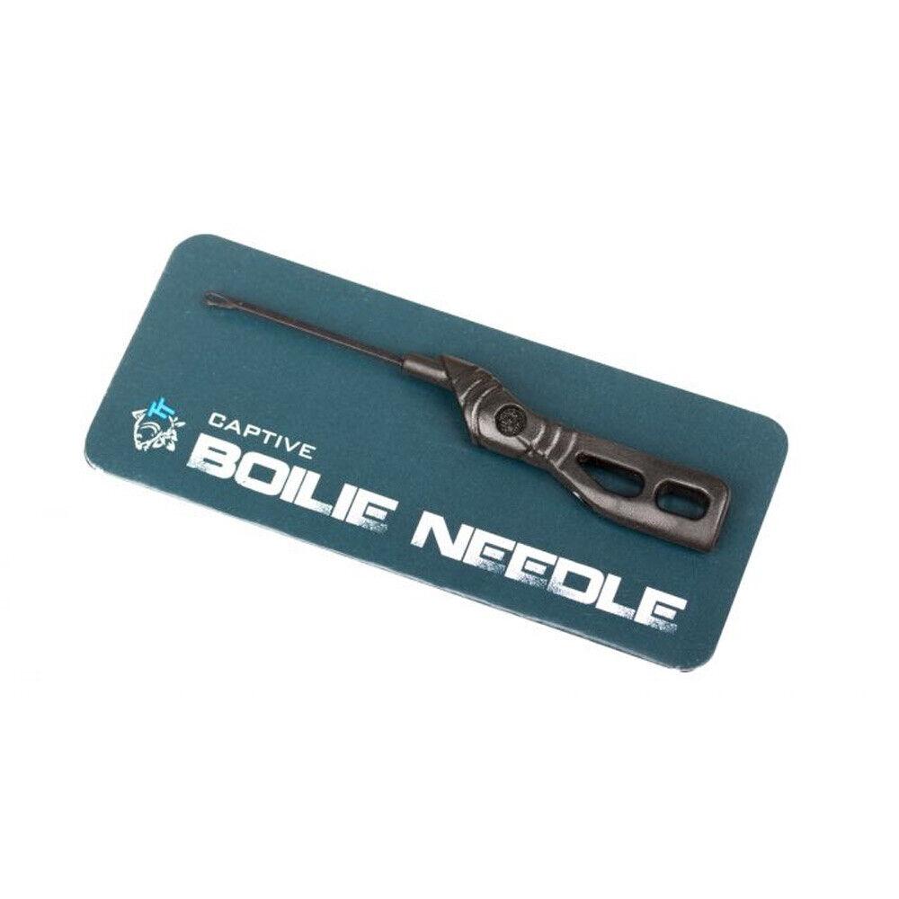 Nash Captive Boilie Needle Ködernadel Karpfenangel Carp-Shop Boilienadel