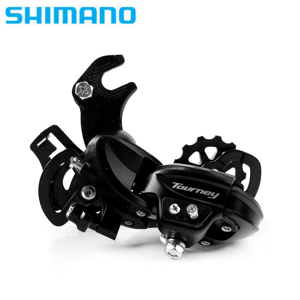 SHIMANO TY300 front derailleur 6//7//8 speed mountain bike derailleur