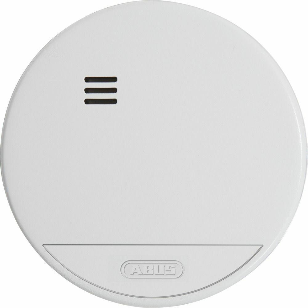 ABUS Rauchwarnmelder Rauchmelder RWM150 Feuermelder mit 10 Jahres-Batterie 85 db