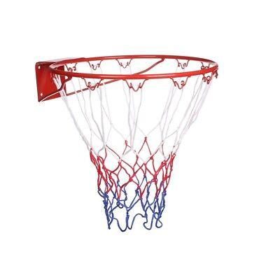 Basketball Tricolour 3mm Nets Pair BNIB