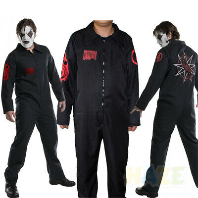 Band Slipknot Cosplay Costume Loose Jumpsuit Halloween Party - Slipknot Jumpsuit