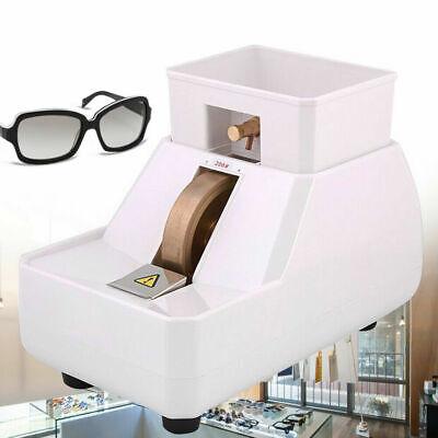 New Optical Hand Edger Manual Lens Grinder Single Wheel Edging Machine 120w Usa