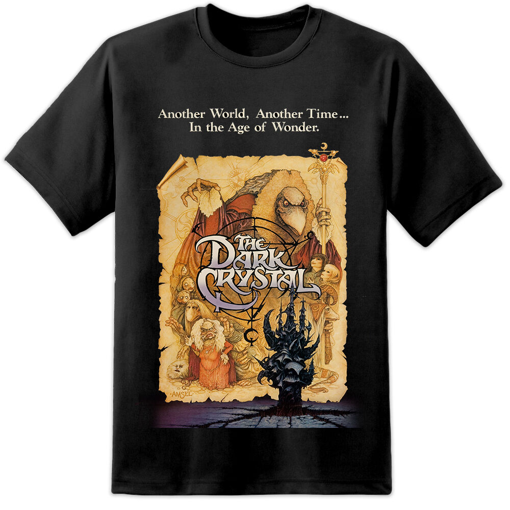 Jim Henson The Dark Crystal Fizzgig Licensed Adult T-Shirt