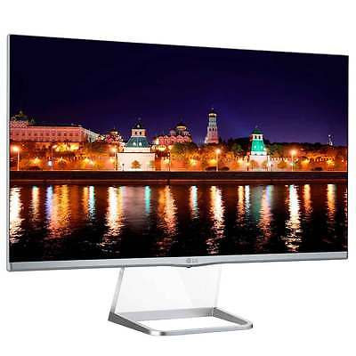 LG iPS Full HD LED Monitor 24MP77SM 60.4cm 1920x1080 Cinema Ultra-Slim Bezel