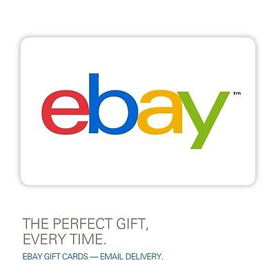 how to send an ebay gift card to someone