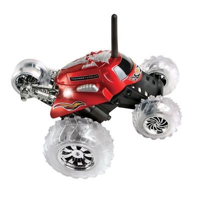 Remote Control Rc Thunder Tumbler Car Stunt Racing Knobby Tire Terrain