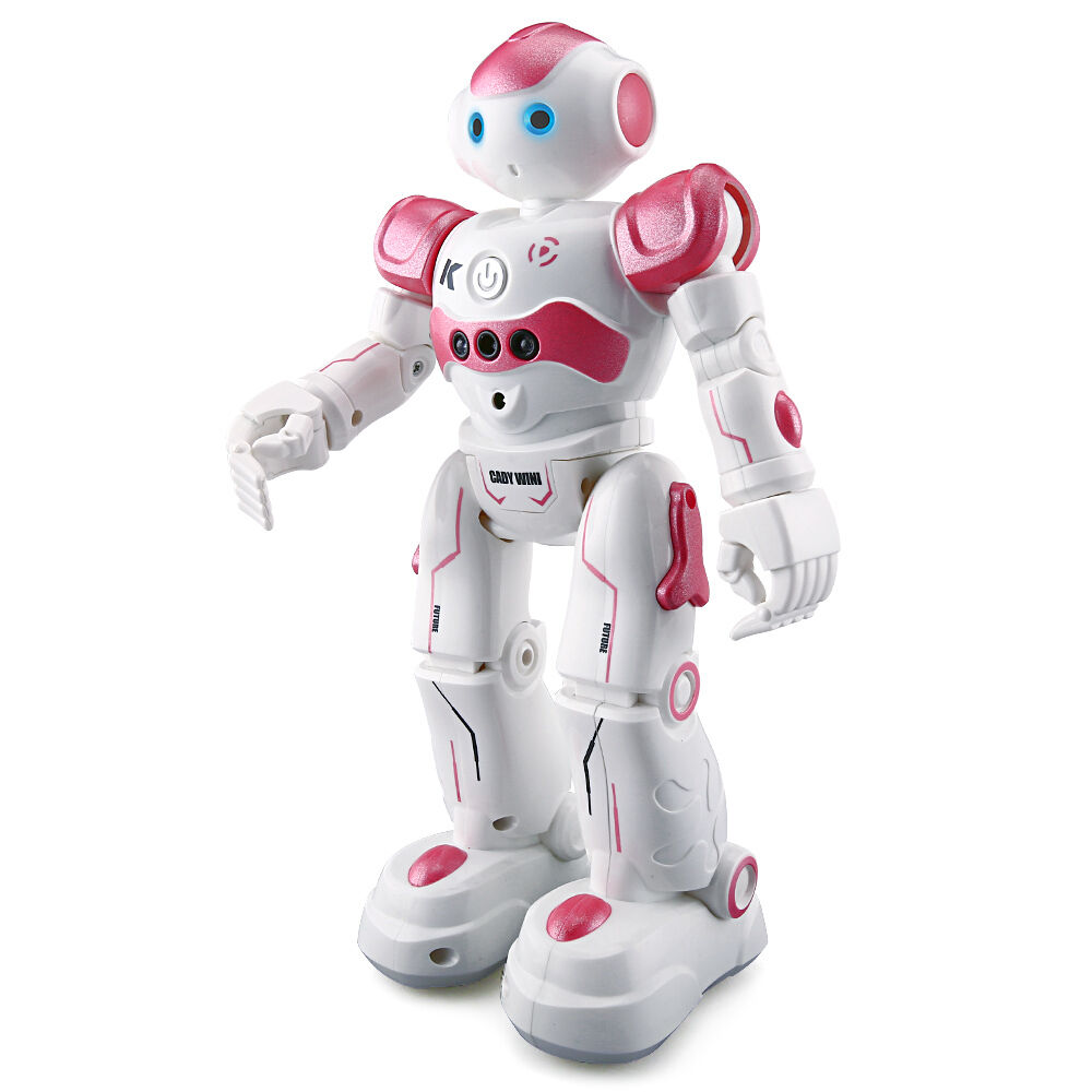 JJRC R2 RC Robot Gesture Sensor Dancing Intelligent Program CADY WIDA Toy Pink