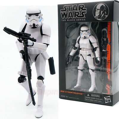 "Star Wars The Black Series Episode IV Stormtrooper 6"" Action Figure Model Gift"
