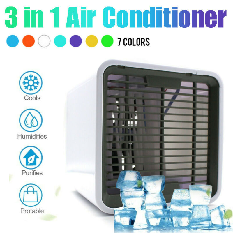 Portable Air Conditioner Cool Cooling For Room Cooler Fan 7