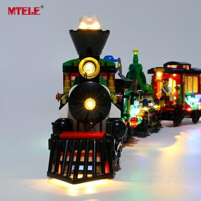 Led Light For Lego 10254 Creator City Christmas Winter Holiday Train Building